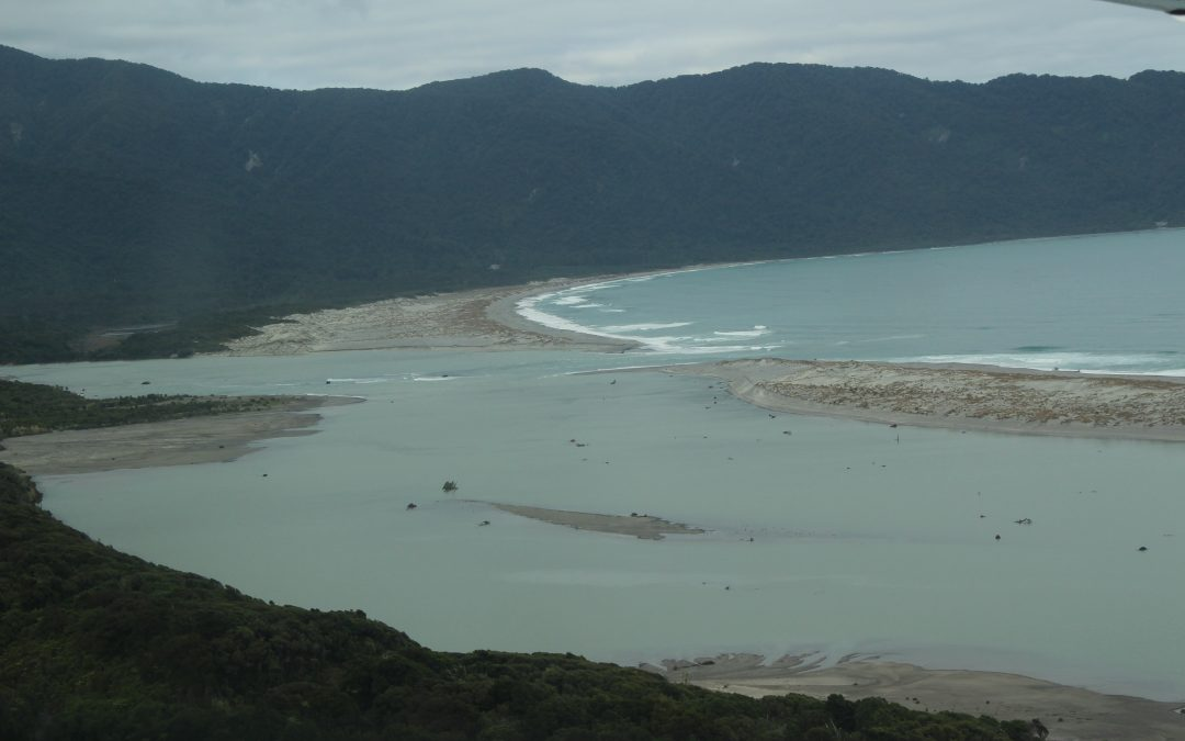 February 2020 floods in the Hollyford Valley